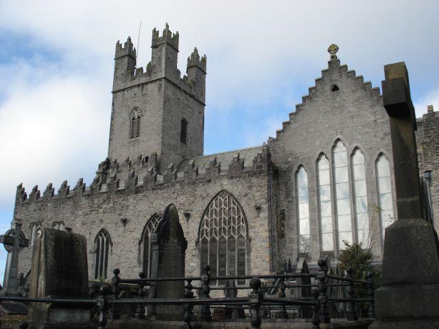 Zdjęcia: ST.MARY'S CATHEDRAL, LIMERICK, KATEDRA, IRLANDIA