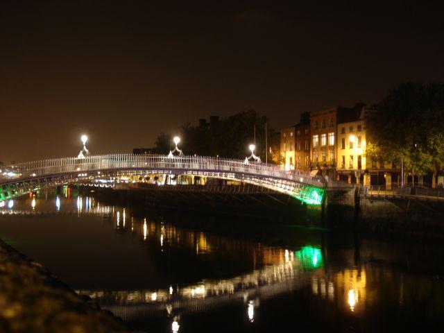 Zdjęcia: DUBLIN, DUBLIN NOCĄ, IRLANDIA