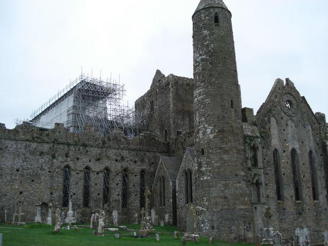 Zdjęcia: CASHEL, ROCK OF CASHEL, IRLANDIA