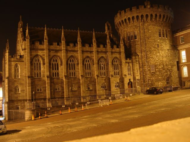 Zdjęcia: DUBLIN, DUBLIN CASTLE, IRLANDIA
