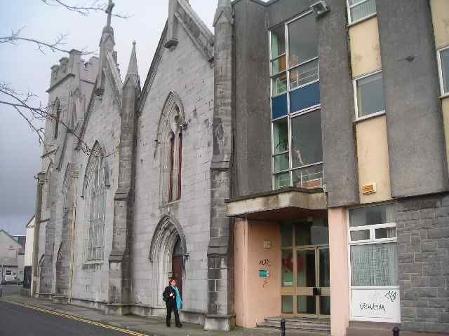 Zdjęcia: Galway, Hrabstwo Galway, Eklektyzm na dzielnicy, IRLANDIA