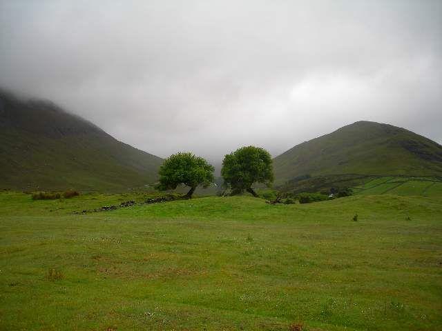 Zdjęcia: Connemara, Hranstwo Galway, Hobbiton, IRLANDIA