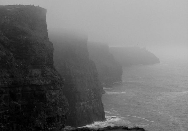 Zdjęcia: CO.CLARE, CLIFFS OF MOHER, IRLANDIA