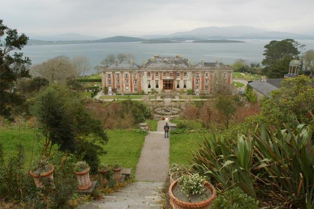 Zdjęcia: Bantry, Bantry House, IRLANDIA