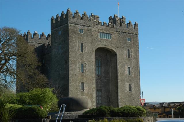 Zdjęcia: Cork, Bunratty Castle, IRLANDIA