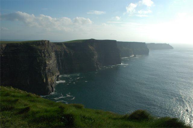 Zdjęcia: zachodnie wybrzeże, Klify Moheru, IRLANDIA