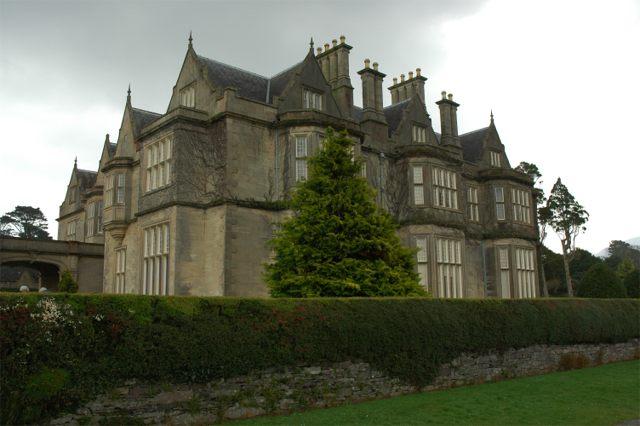 Zdjęcia: Killarney, Muckross House, IRLANDIA