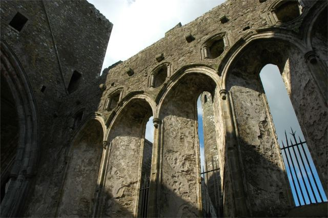 Zdjęcia: Cashel, Skała Cashel, IRLANDIA