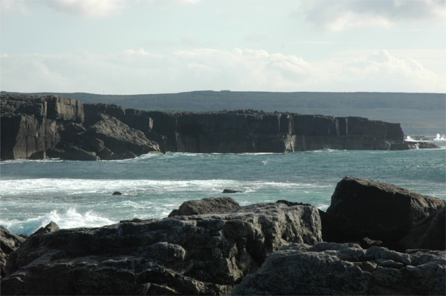 Zdj�cia: okolice Galway, zachodnie wybrze�e, IRLANDIA