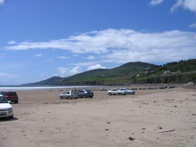 Zdjęcia: miejscowość Camp., Płw.Dingle, Plaża w miejscowości Camp, IRLANDIA