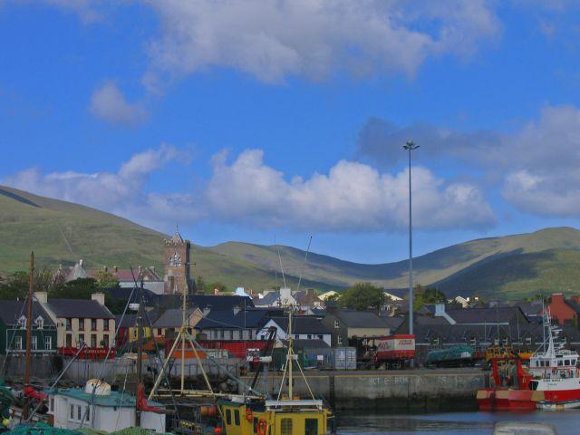Zdjęcia: Miasteczko portowe Dingle, Płw.Dingle,Hrabstwo Kerry, Miasteczko portowe Dingle, IRLANDIA