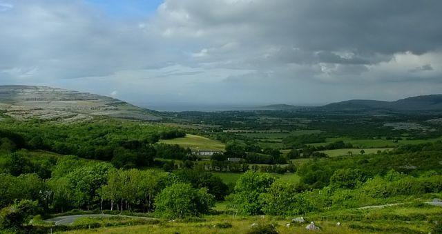 Zdj�cia: Co.Clare, Co.Clare, Burren, IRLANDIA