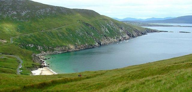 Zdjęcia: Co.Mayo, Wyspa Achill, IRLANDIA