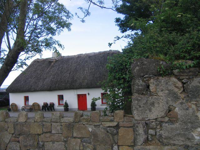 Zdjęcia: Newtown, Hrabstwo Limerick, Domek w Newtown, IRLANDIA