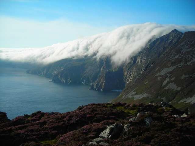 Zdjęcia: Slieve League, Hrabstwo Donegal, Slieve League 3, IRLANDIA