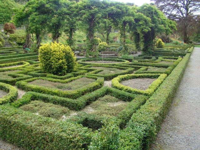 Zdjęcia: Irlandia, Południowa Irlandia, Pałacowe ogrody, IRLANDIA
