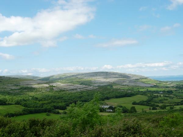 Zdjęcia: droga do Galway, My Irish reality, IRLANDIA