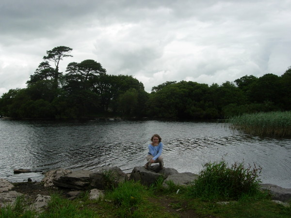 Zdjęcia: ja w Killarney National Park, hrabstwo Kerry, My Irish reality, IRLANDIA