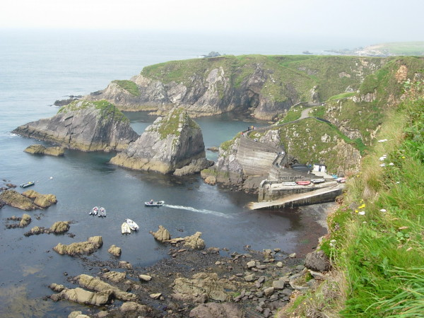 Zdj�cia: wybrze�e Slea Head, My Irish reality, IRLANDIA