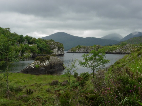Zdj�cia: Killarney National Park, hrabstwo Kerry, My Irish reality, IRLANDIA