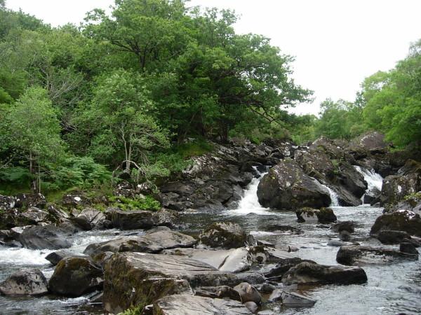 Zdjęcia: Gap of Dunloe, hrabstwo Kerry, My Irish reality, IRLANDIA