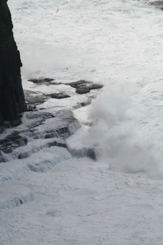 Zdjęcia: Co Clare, Cliffs of Moher, IRLANDIA
