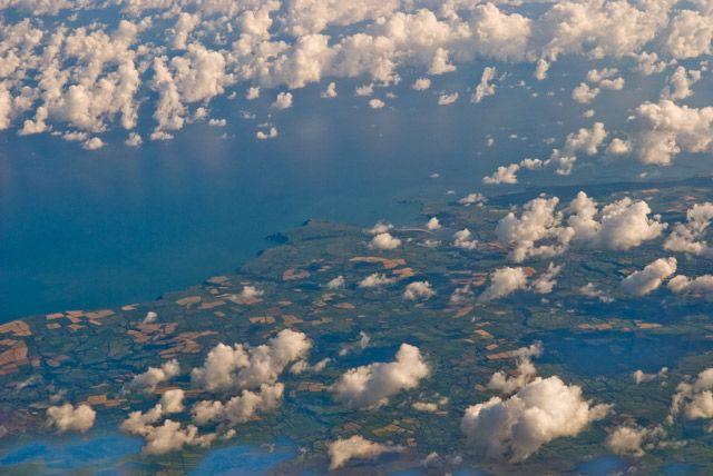 Zdjęcia: w drodze na wyspy, in the air6, IRLANDIA