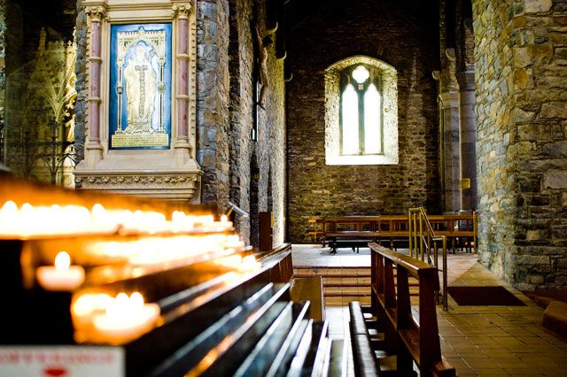Zdjęcia: Killarney, County Kerry, cathedral2, IRLANDIA
