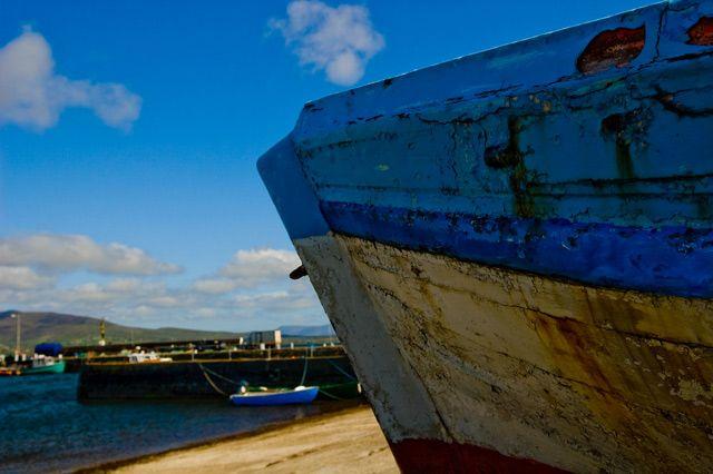 Zdjęcia:  Knights Town, Valencia Island, port3, IRLANDIA