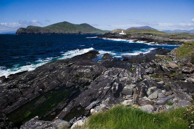 Zdjęcia: Cromwell Point Lightkeeper's House, Valencia Island, cromwell, IRLANDIA