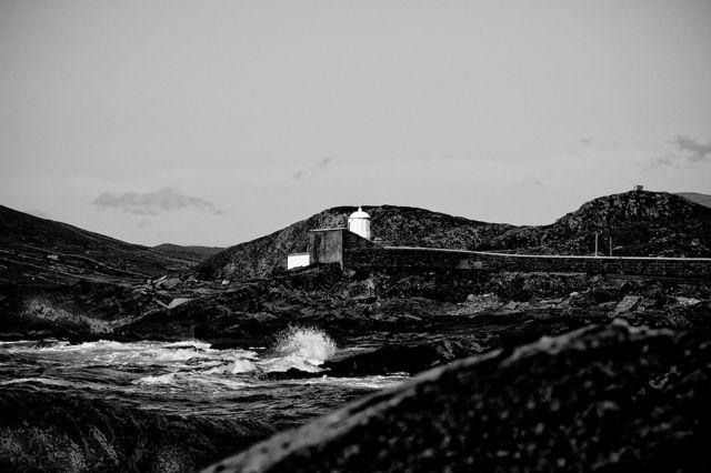 Zdjęcia: Cromwell Point Lightkeepers House, Valencia Island, cromwell, IRLANDIA