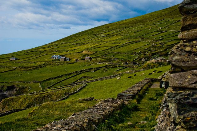 Zdjęcia: Irlandia, County Kerry, Irlandia, IRLANDIA