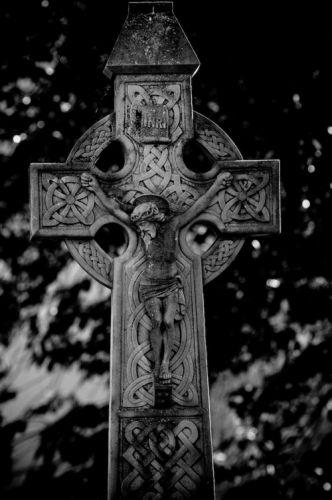 Zdjęcia: Irlandia, County Kerry, chrystus, IRLANDIA