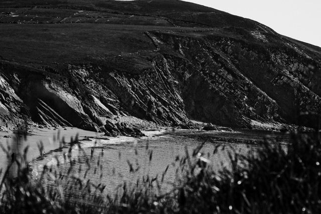 Zdj�cia: Irlandia, okolice Inch, zatoka, IRLANDIA