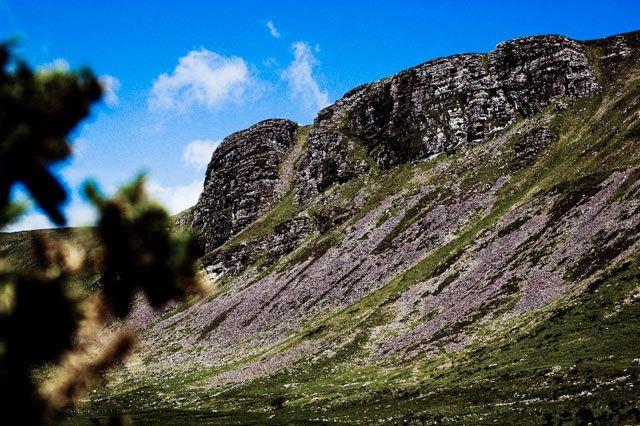 Zdjęcia: Irlandia, okolice Inch, góry, IRLANDIA
