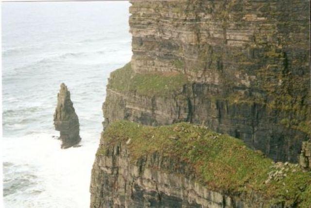 Zdjęcia: klify, the Cliffs, IRLANDIA