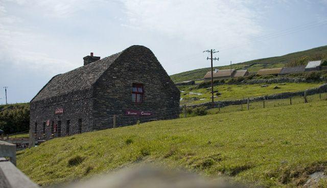 Zdj�cia: gdzie� w okolicach Inch, County Kerry, domek3, IRLANDIA