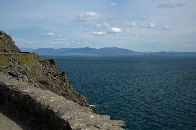 Zdjęcia: gdzieś w okolicach Inch, County Kerry, widoczek, IRLANDIA