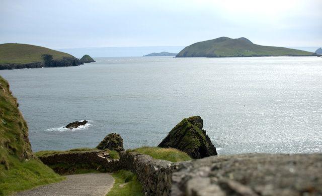 Zdjęcia: gdzieś w okolicach Inch, County Kerry, widoczek3, IRLANDIA