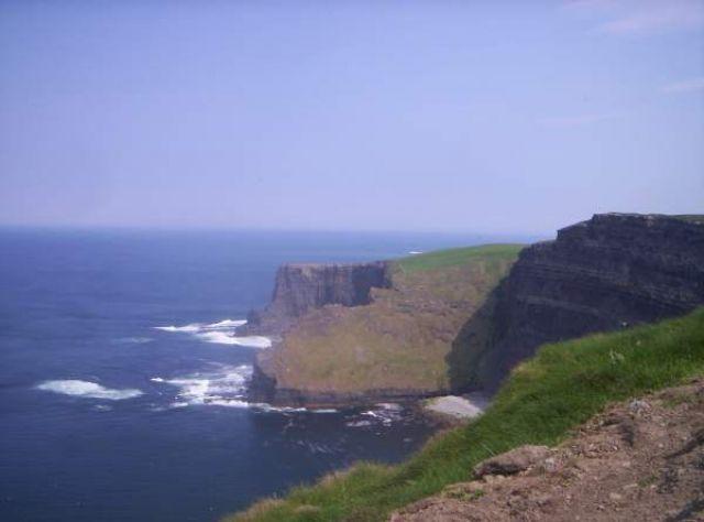 Zdjęcia: Cliffs of Moher, Po prostu klify, IRLANDIA