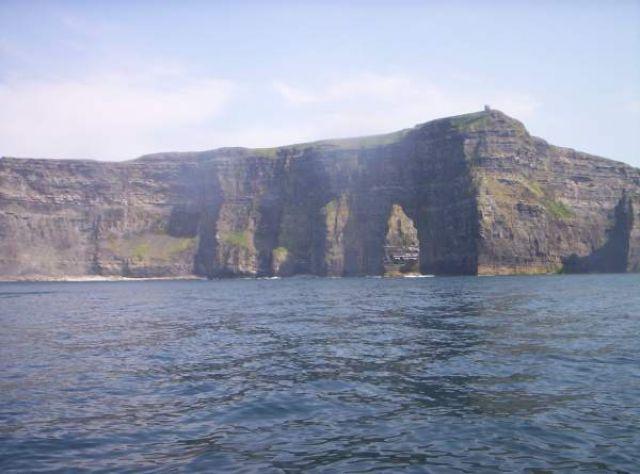 Zdj�cia: Cliffs of Moher, Klify widziane z wody to jest dopiero wra�enie!, IRLANDIA