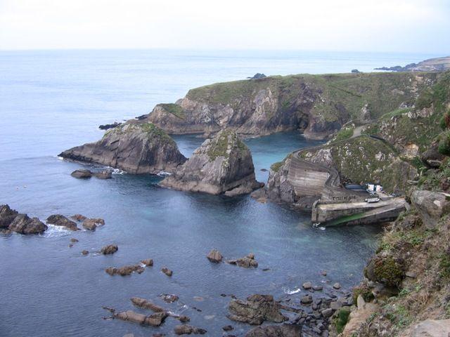 Zdjęcia: gdzies na poludniowym wybrzezu, wybrzeze, IRLANDIA