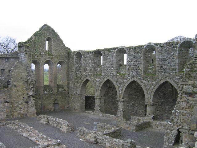 Zdjęcia: dzies na poludniowym wybrzezu, monastery, IRLANDIA