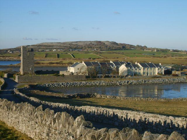 Zdjęcia: Hrabstwo Clare, Hrabstwo Clare, W drodze na Cliffs of Moher, IRLANDIA