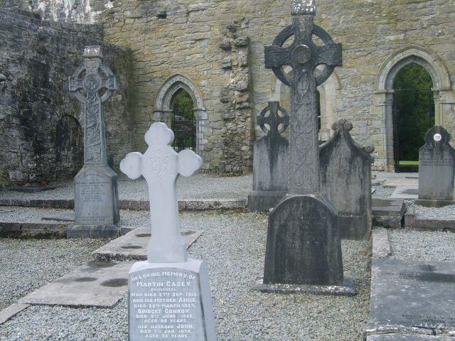 Zdjęcia: Zachodnia Irlandia, Zachodnia Irlandia, Klasztor w Cong, IRLANDIA