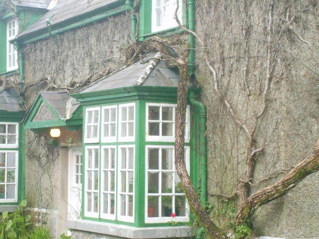 Zdjęcia: Cong, Zachodnia Irlandia, Irlandzkie domki, IRLANDIA