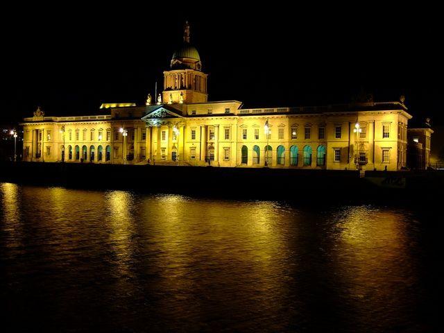 Zdj�cia: Dublin, Dublin, Custom House, IRLANDIA
