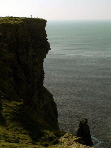 Zdjęcia: cliffs of moher, -co. clare, potega natury, IRLANDIA