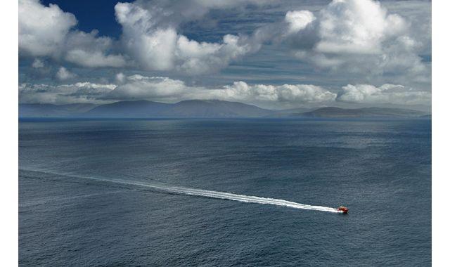 Zdjęcia: Dingle, zachodnie wybrzeże, Widok na półwysep Kerry, IRLANDIA