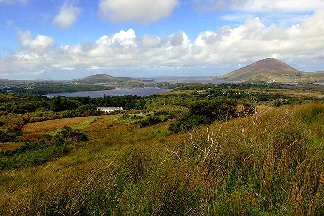 Zdjęcia: Park Narodowy Connemara, Connemara, sielanka, IRLANDIA